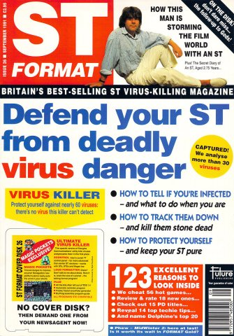 ST Format Issue 026 Sep 1991