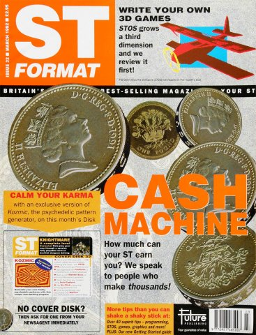 ST Format Issue 032 March 1992