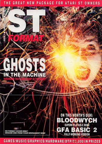ST Format Issue 001 Aug 1989