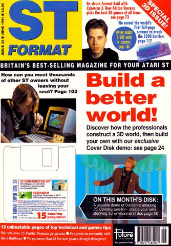 ST Format Issue 023 June 1991