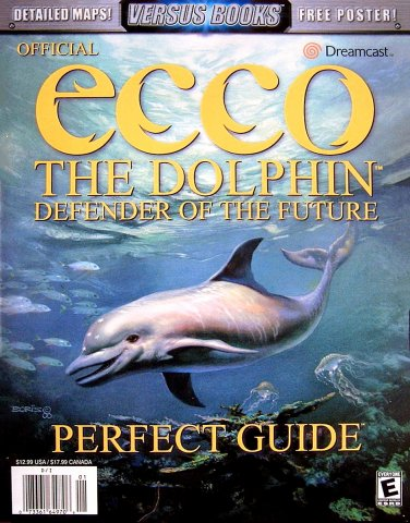 Ecco The Dolphin Defender Of The Future Official Perfect Guide