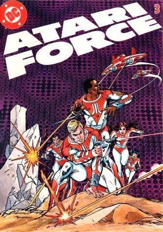Atari Force mini comic 03 (1982)