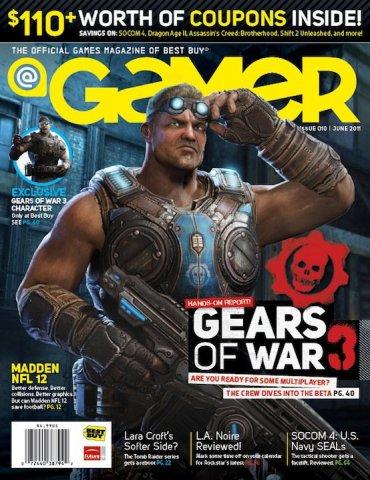 @Gamer Issue 010 (June 2011)