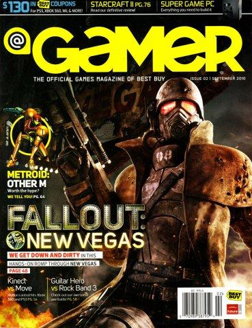 @Gamer Issue 002 (September 2010)