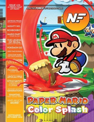 Nintendo Force Issue 23 September/October 2016