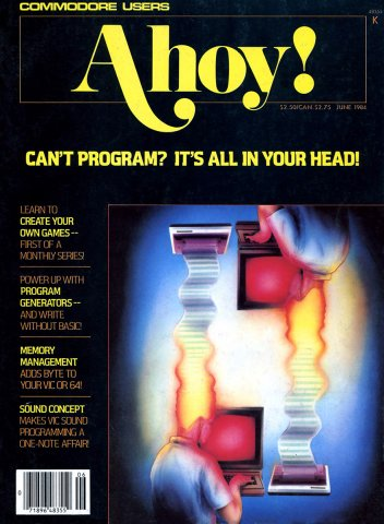 Ahoy! Issue 006 June 1984