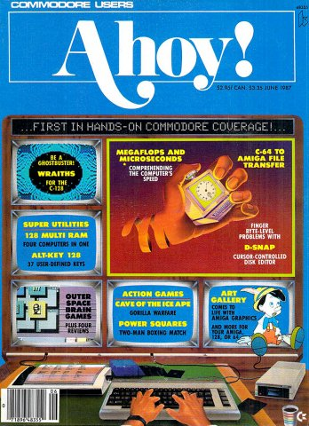 Ahoy! Issue 042 June 1987