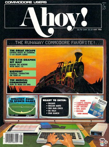 Ahoy! Issue 029 May 1986