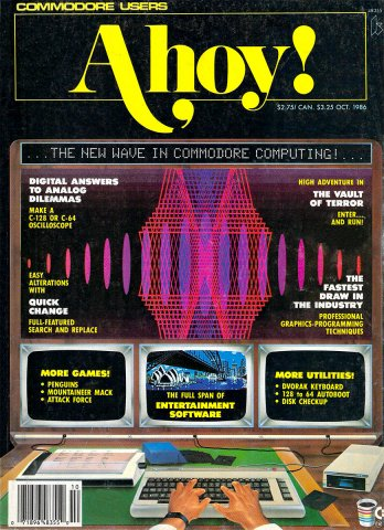 Ahoy! Issue 034 October 1986
