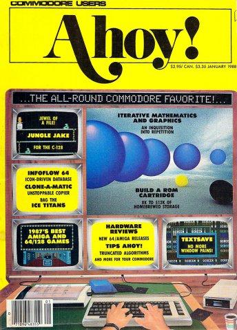 Ahoy! Issue 049 January 1988
