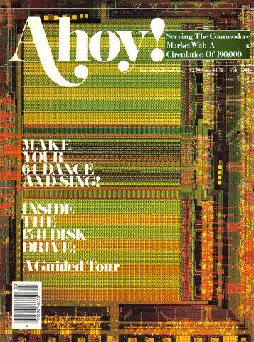 Ahoy! Issue 002 February 1984