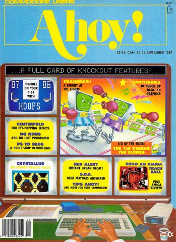 Ahoy! Issue 045 September 1987
