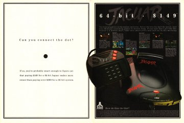 Atari Jaguar $149 price drop October 1995 (1)