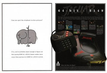Atari Jaguar $149 price drop October 1995 (2)