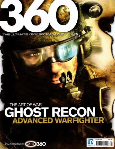 360 Issue 005 (December 2005)