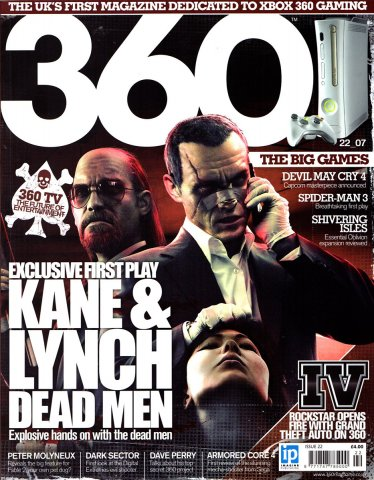 360 Issue 022 April 2007