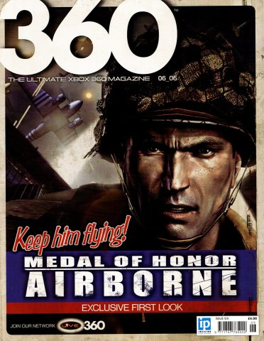 360 Issue 006 January 2006