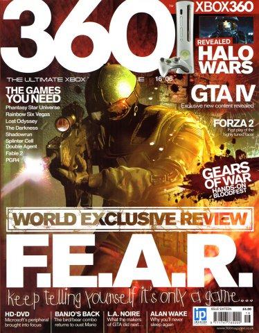 360 Issue 016 (November 2006)