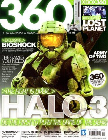360 Issue 018 (Xmas 2006)