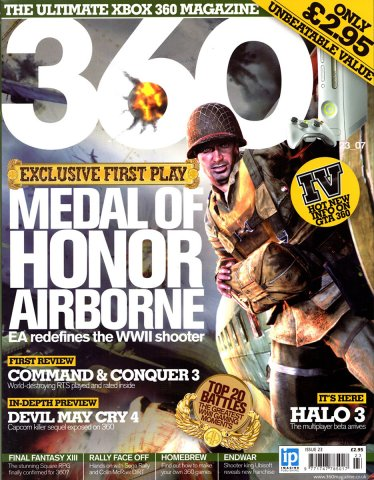 360 Issue 023 May 2007