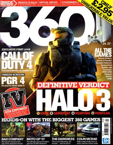 360 Issue 024 June 2007