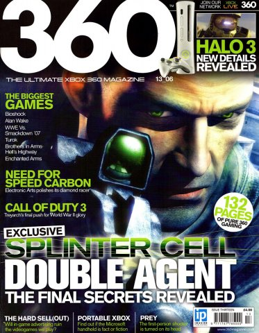 360 Issue 013 August 2006
