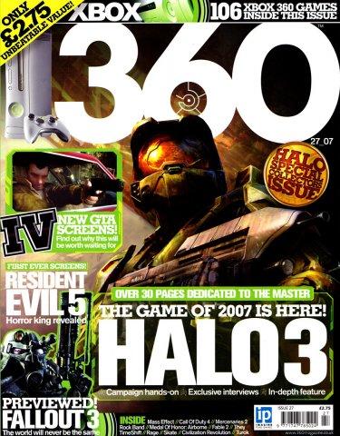 360 Issue 027 (September 2007)