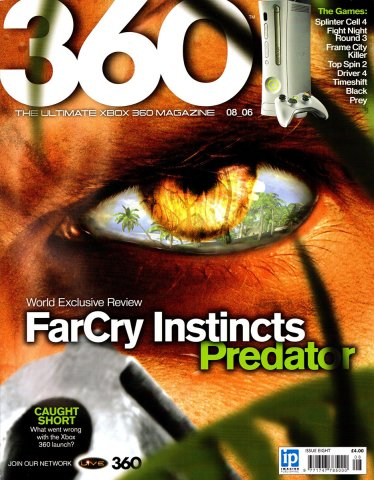 360 Issue 008 March 2006