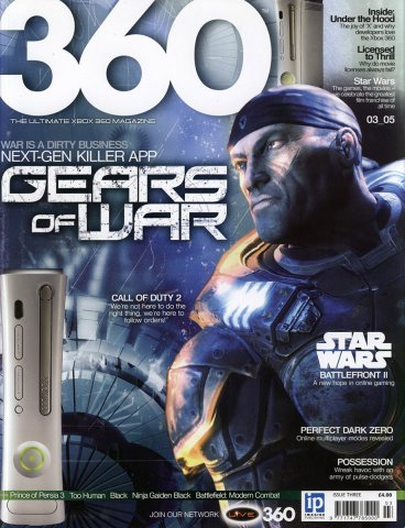 360 Issue 003 October 2005