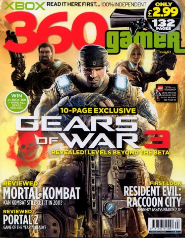 360 Gamer Issue 093
