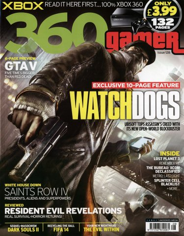 360 Gamer Issue 128