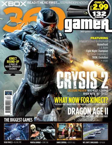 360 Gamer Issue 087