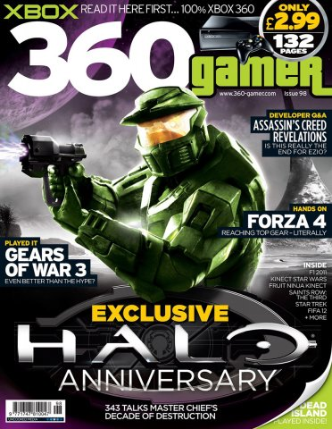360 Gamer Issue 098