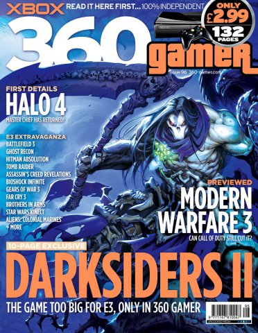 360 Gamer Issue 096