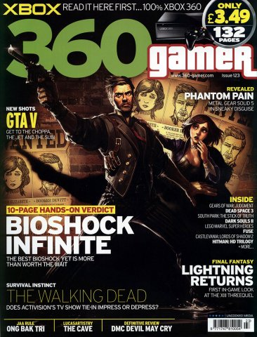360 Gamer Issue 123