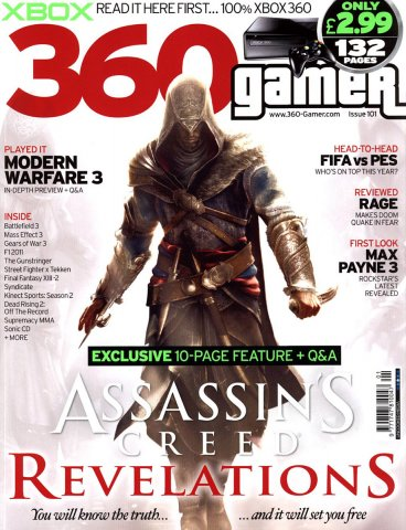 360 Gamer Issue 101
