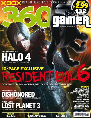 360 Gamer Issue 111
