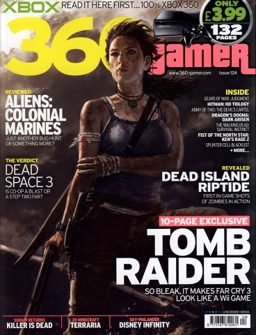 360 Gamer Issue 124