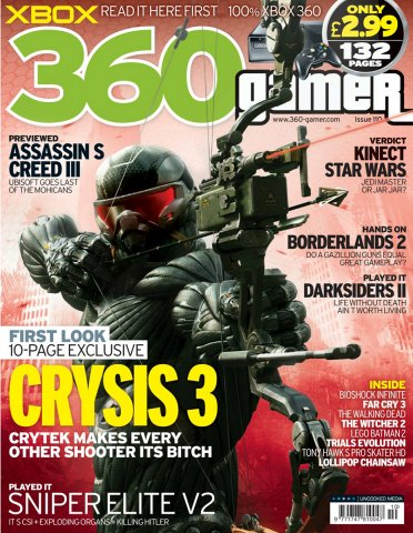360 Gamer Issue 110