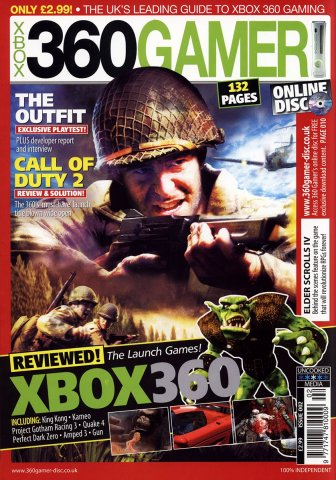 360 Gamer Issue 002 January 2006