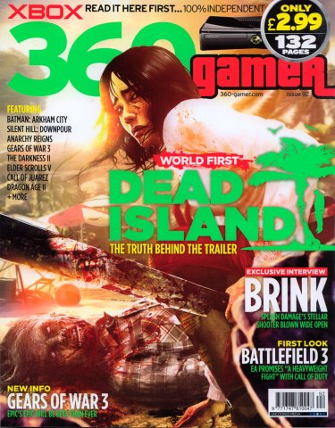 360 Gamer Issue 092