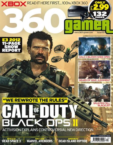 360 Gamer Issue 113