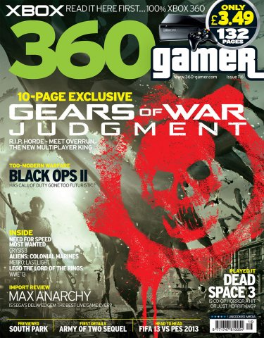 360 Gamer Issue 116