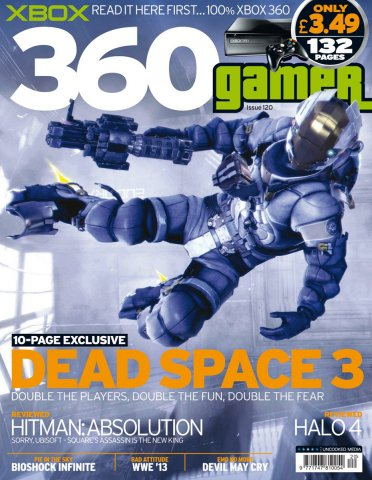 360 Gamer Issue 120