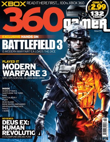 360 Gamer Issue 099