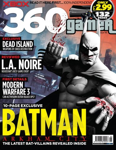 360 Gamer Issue 095
