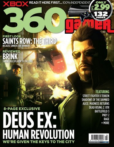 360 Gamer Issue 094