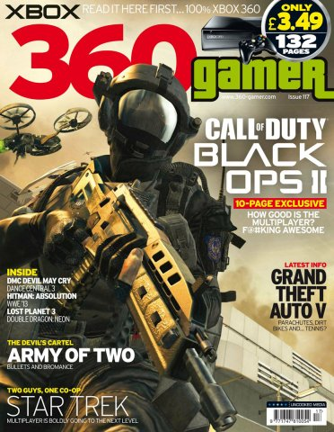 360 Gamer Issue 117