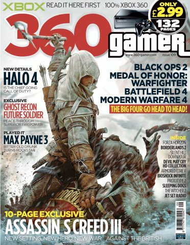 360 Gamer Issue 109