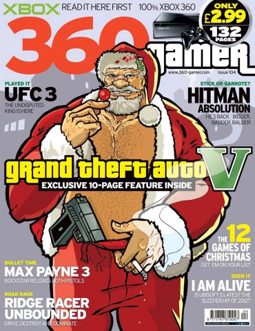 360 Gamer Issue 104